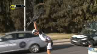 バイク投げ世界選手権 2015年度