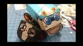 【ゆっくり工作】キャタピララジコンを作ってみた【無線ロボット】