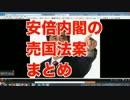 【第107回】安倍総理を国家内乱罪容疑で逮捕して法廷で裁け⑥