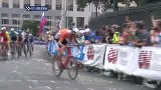 2015 世界自転車選手権 エリートロード 公
