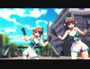 【MMD】多艦な年頃の娘達で「drop pop candy」