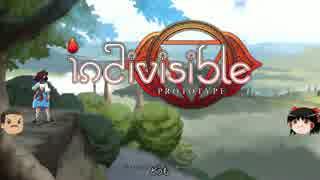 【ゆっくり】Indivisible体験版を遊びつつ