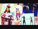 【MMD薄桜鬼】千鶴ちゃんと皆さんに色々踊っていただきました