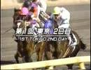90年代中頃の中央競馬ダイジェスト(BGM用)