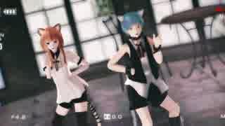 【MMD刀剣乱舞】嵐を呼ぶネコ☆【一期ショタ振・乱藤四郎】 thumbnail