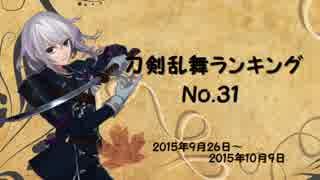 刀剣乱舞ランキング №31