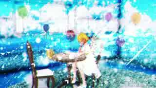 【鏡音リン】レターバルーン【オリジナル】