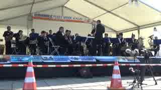 [吹奏楽] 艦これBGM『二水戦の航跡』⚓ 海上自衛隊佐世保音楽隊