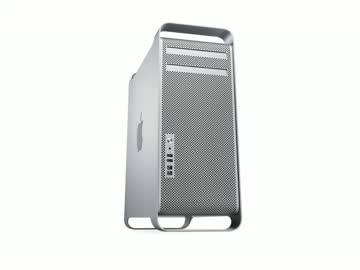 Mac Pro(Mid 2012)前面
