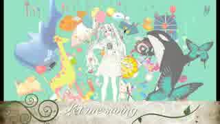 【初音ミク】Swinging girl【オリジナル】