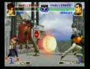 KOF2002 コンボムービー -WOMAN FIGHTERS チーム-