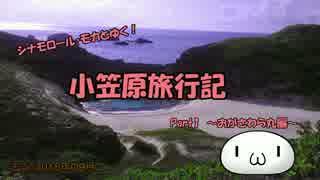 【ゆっくり】小笠原旅行記 Part1 ~おがさわら丸編~ 竹芝桟橋