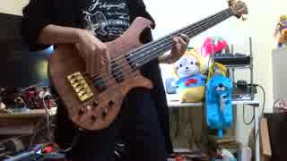 vs.~知覚と快楽の螺旋~をベースで弾いてみた