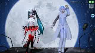 【DIVA FT】ワールズエンド・ダンスホール PV【ブレス・ユー×雪KAITO】