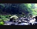 【自然音】 加江田渓谷⑦ 清流 【癒し系BGM】