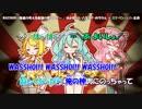 【ニコカラ】WASSHOI~俺達の考える最強の祭ソング~【off_v がや有】修正版