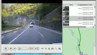 【車載動画】国道158号~長野県道24号