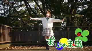 【あずきもち(こ)】おじゃま虫【踊ってみ