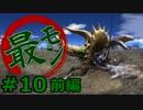 【実況】最低限文化的な狩りをするモンスターハンター4G #10 前編【MH4G】
