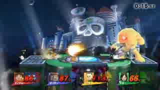 【実況】いい大人達がスマブラ for Wii U