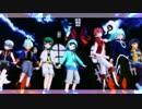 【遊戯王MMD】Crazy ∞ nighT