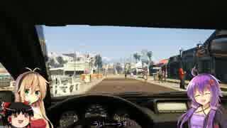【GTA5】キチガイゆかりの平凡なドライブ