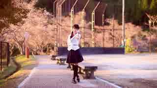 【足太ぺんた】桜ノ雨 踊ってみた【オリ