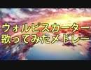 【作業用BGM】ウォルピスカーターソロ10曲歌ってみたメドレー!