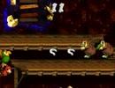 弟作の改造ドンキー2を姉がプレイ 2-5 『マウンテンオタケ』