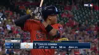 Carlos Correa HR集 2015