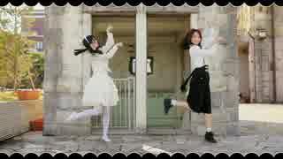 【白猫と黒猫が】嗚呼、素晴らしきニャン生【踊ってみた】