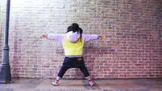 【りりり】ハッピーシンセサイザ を踊ってみた【10才!!】