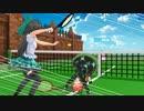 【東方MMD】テニスのおぜう様3