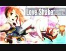 【MMD-PVF3】Love Shake