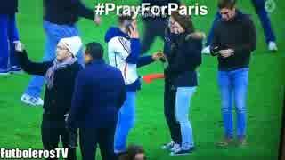 【テロ】スタジアムで爆弾が爆発する瞬間 1ヶ所だけで100人以上死亡