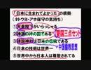 ネトウヨのパターン認識(コメ)「日本に生まれてよかった」の崩壊3-1