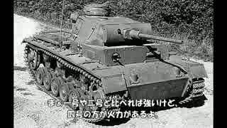 ゆっくりで語る戦車の歴史【黎明期編】