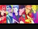 【MMDHQ!!】第3体育館組でトキヲ・ファンカ【黒尾誕2015】