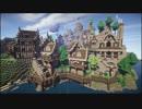 【Minecraft】ゆっくり街を広げていくよ part24-1