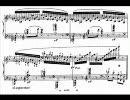 楽譜で見る超絶ピアノ曲 「騎士」演奏会用練習曲 op17