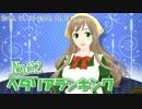 AxisPowersヘタリアランキング №62(11/12~11/18)