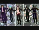 【MMD刀剣乱舞】 30sexy 【へし,一,明,燭,青】