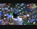 【MLB】右中間モンスターの有望株ドミンゴ・サンタナのHR集(2015年)