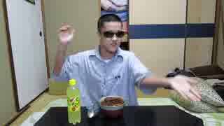 大物youtuber カツカレー炒飯作ってみた