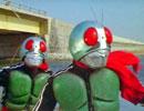 仮面ライダー 第98話「ゲルショッカー全滅! 首領の最後!!」