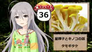 【モバマス】星輝子とキノコの話36 タモ