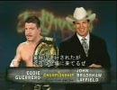 【WWE】(JudgmentDay2004) エディ・ゲレロ vs JBL 1/2【プロレス】