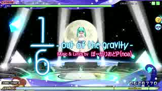 【PDA FT PLAY EXTREME】1/6 -out of the gravity- ミクダヨー(マリーン・リボン)