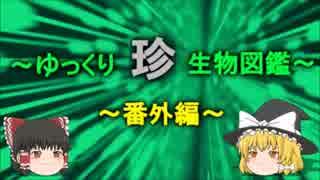 ~ゆっくり 珍 生物図鑑~ 新・番外編