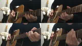 『海色 Acoustic Arrange.Ver』 歌ってみました 【雪見】